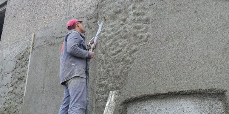 Šiltiname fasadų ir vidaus sienas